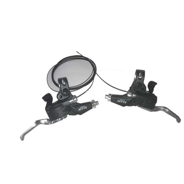 Shimano XTR Schalt-Bremshebel ST-M970 3x9 Fach Set