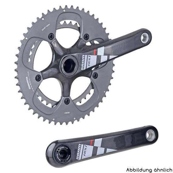 SRAM Red 2.2 Kurbel 175 mm 53/39 10-Fach
