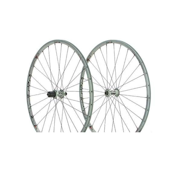DT Swiss Laufradsatz 1450 Mon Chasseral Rennrad weiss