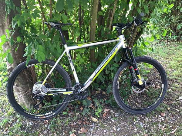 Corratec Mountainbike X-Vert S0.2