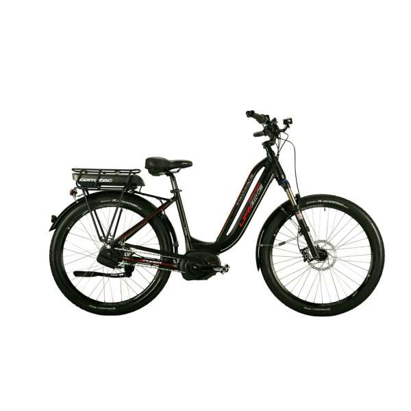 Corratec E-Power Life Bike Alfine 400 MJ 2016