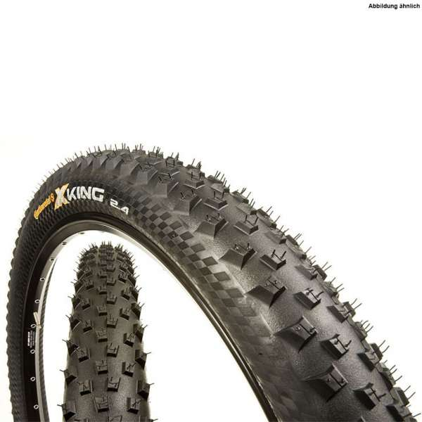 "Continental X King RS 26"" x 2.4 Reifen"