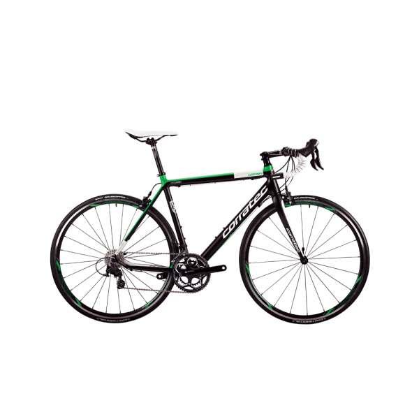 Corratec Corones 105 11 Fach 50 / 34 schwarz, grün - 2016