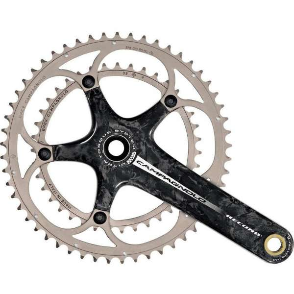 Campagnolo RECORD Carbon Kurbel, 53/39 175 mm