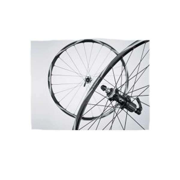Auslauf - Shimano Deore XT Laufradsatz 26 Zoll Centerlock